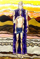 """""""Abraham and Isaac""""Phillip Ratner"""